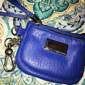 Juicy Couture Coin Purse w Keychain